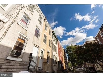 1233 Day Street, Philadelphia, PA 19125 - MLS#: 1001652949