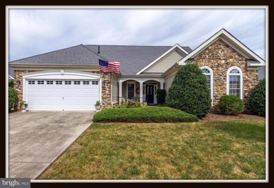5521 W Rich Mountain Way, Fredericksburg, VA 22407 - MLS#: 1001655265