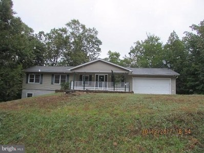 463 Bronco Trail, Lusby, MD 20657 - MLS#: 1001656055