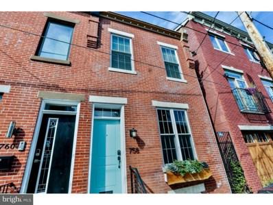758 S Dorrance Street, Philadelphia, PA 19146 - MLS#: 1001656115