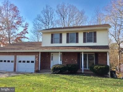 709 Pleasants Drive, Fredericksburg, VA 22407 - MLS#: 1001657001
