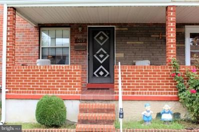 1019 Foxchase Lane, Baltimore, MD 21221 - MLS#: 1001659267