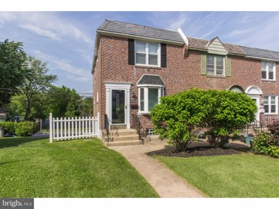 5367 Delmar Drive, Clifton Heights, PA 19018 - MLS#: 1001663468
