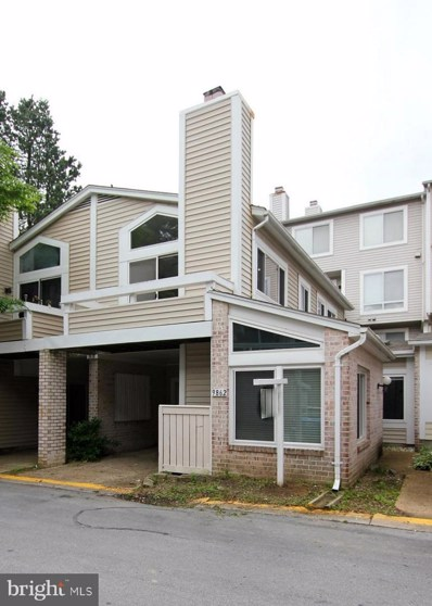 9862 Dockside Terrace, Montgomery Village, MD 20886 - MLS#: 1001664030