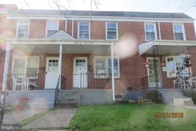 3647 MacTavish Avenue, Baltimore, MD 21229 - MLS#: 1001665266