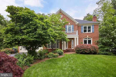 8306 Lord Fairfax Court, Vienna, VA 22182 - MLS#: 1001665296