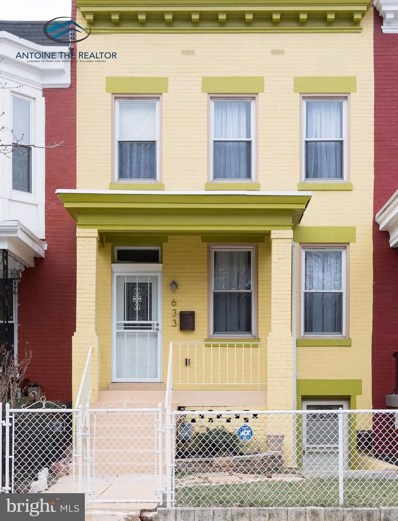 633 M Street NE UNIT B, Washington, DC 20002 - MLS#: 1001665340