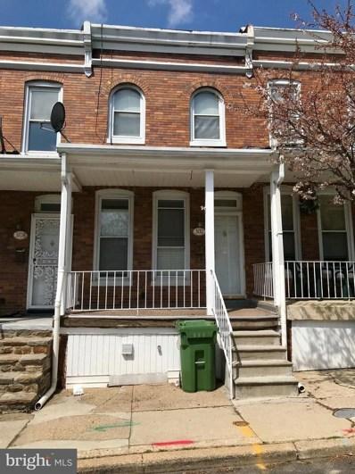 3110 Ellerslie Avenue, Baltimore, MD 21218 - MLS#: 1001665850