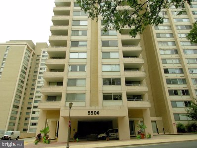 5500 Friendship Boulevard UNIT 1907N, Chevy Chase, MD 20815 - MLS#: 1001665868