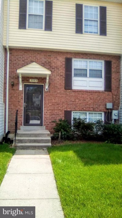 3383 Style Avenue UNIT 17, Laurel, MD 20724 - MLS#: 1001665958