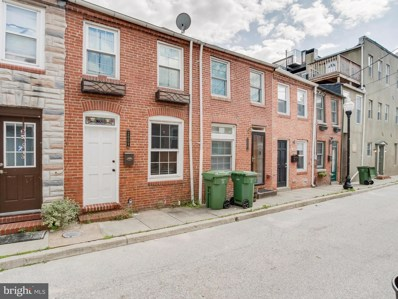 2009 Portugal Street, Baltimore, MD 21231 - MLS#: 1001701474