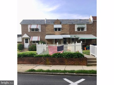 5311 Gramercy Drive, Clifton Heights, PA 19018 - MLS#: 1001713212
