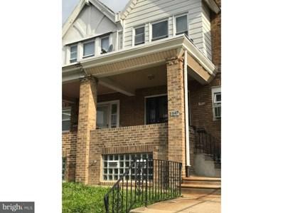 347 E Rockland Street, Philadelphia, PA 19120 - MLS#: 1001717101