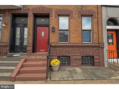 620 E Girard Avenue, Philadelphia, PA 19125 - MLS#: 1001719009