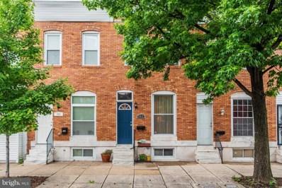 342 Macon Street, Baltimore, MD 21224 - MLS#: 1001719572