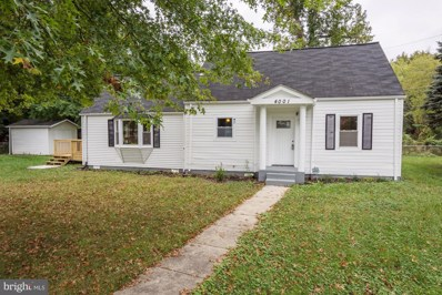 4001 Forest Grove Drive, Morningside, MD 20746 - MLS#: 1001721017