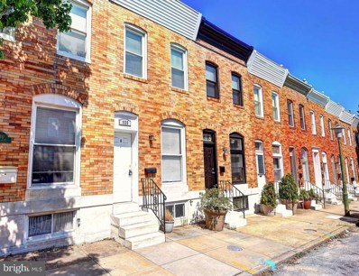 628 Curley Street, Baltimore, MD 21224 - MLS#: 1001721066