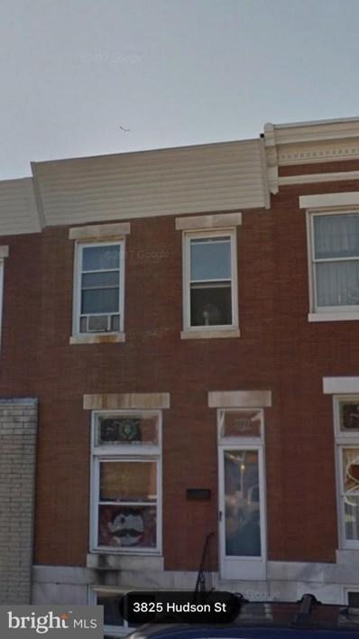 3827 Hudson Street, Baltimore, MD 21224 - MLS#: 1001722814