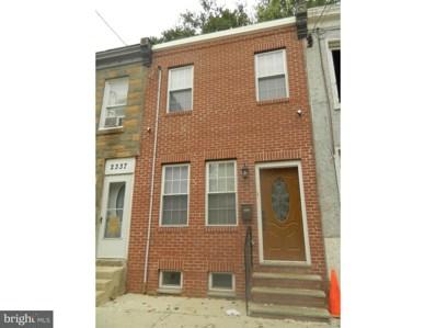 2335 Gerritt Street, Philadelphia, PA 19146 - MLS#: 1001724183
