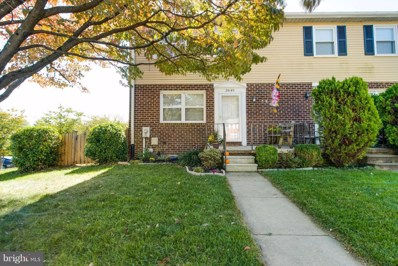 3649 Double Rock Lane, Baltimore, MD 21234 - MLS#: 1001724267