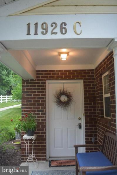 11926 Darnestown Road UNIT V-2-C, North Potomac, MD 20878 - MLS#: 1001724774