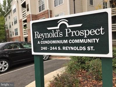 244 Reynolds Street S UNIT 211, Alexandria, VA 22304 - MLS#: 1001725181
