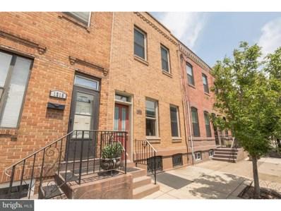 1213 Dickinson Street, Philadelphia, PA 19147 - MLS#: 1001725824