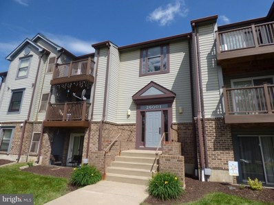 26001 Brigadier Place UNIT M, Damascus, MD 20872 - MLS#: 1001726606
