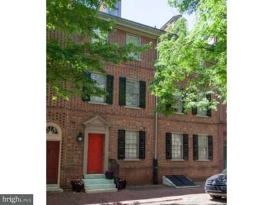 348 S 4TH Street, Philadelphia, PA 19106 - MLS#: 1001727830