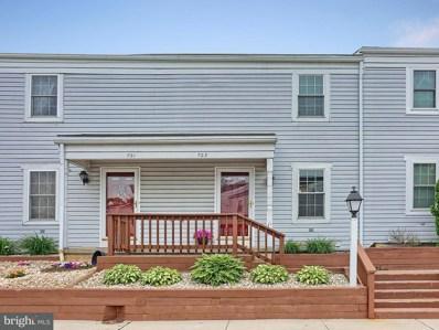 723 Old Silver Spring Road, Mechanicsburg, PA 17055 - MLS#: 1001728082