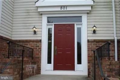 801 Stratford UNIT G, Frederick, MD 21701 - MLS#: 1001733216