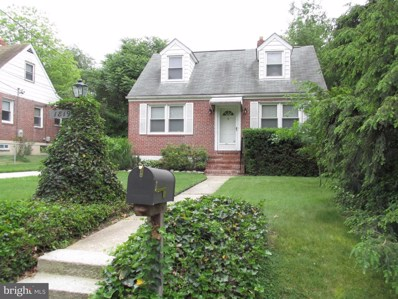 1819 Sunnyside Lane, Baltimore, MD 21221 - MLS#: 1001734086