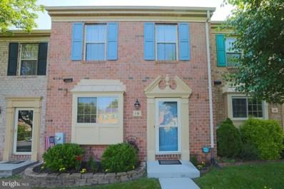 16 Tilton Court, Baltimore, MD 21236 - MLS#: 1001734180