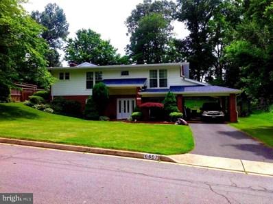 6607 Byrnes Drive, Mclean, VA 22101 - MLS#: 1001743918