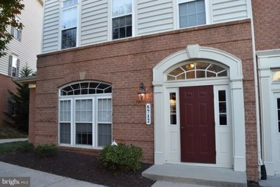 5712 Callcott Way UNIT L, Alexandria, VA 22312 - MLS#: 1001744108