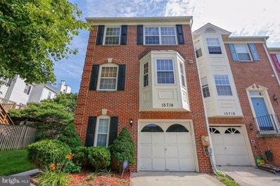 15714 Erwin Court, Bowie, MD 20716 - MLS#: 1001744156