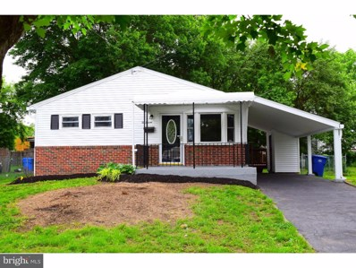 211 Canary Lane, Mount Holly, NJ 08060 - MLS#: 1001744280