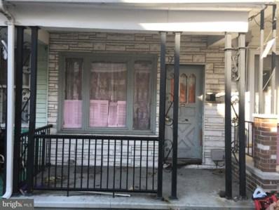 415 E Mahanoy Street, Mahanoy City, PA 17948 - MLS#: 1001744814