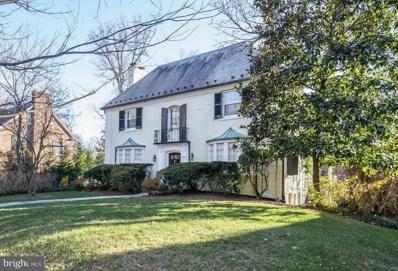4910 Hillbrook Lane NW, Washington, DC 20016 - MLS#: 1001745462