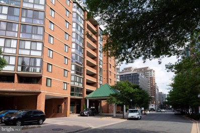 1001 Randolph Street N UNIT 107, Arlington, VA 22201 - MLS#: 1001746366