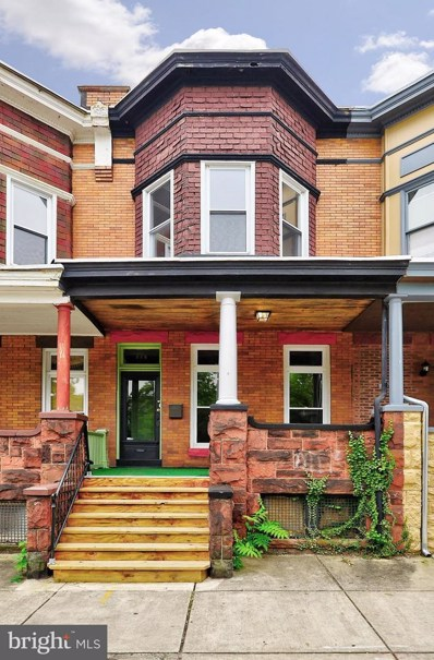 225 East 25TH Street, Baltimore, MD 21218 - MLS#: 1001750350