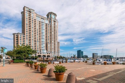 100 Harborview Drive UNIT 1309, Baltimore, MD 21230 - MLS#: 1001750517