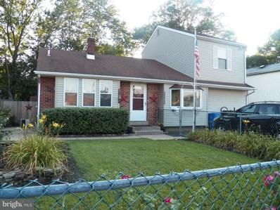 1011 Arthur Avenue, Bristol, PA 19007 - MLS#: 1001750596