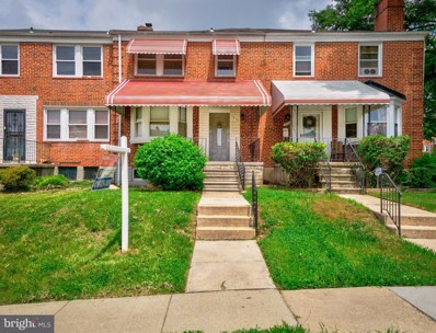1514 36TH Street E, Baltimore, MD 21218 - MLS#: 1001750656