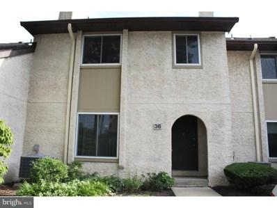 36 Thoreau Drive, Plainsboro, NJ 08536 - MLS#: 1001750765