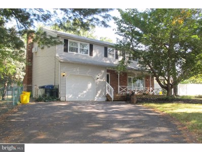 500 Sherwood Drive, Cinnaminson, NJ 08077 - MLS#: 1001754327