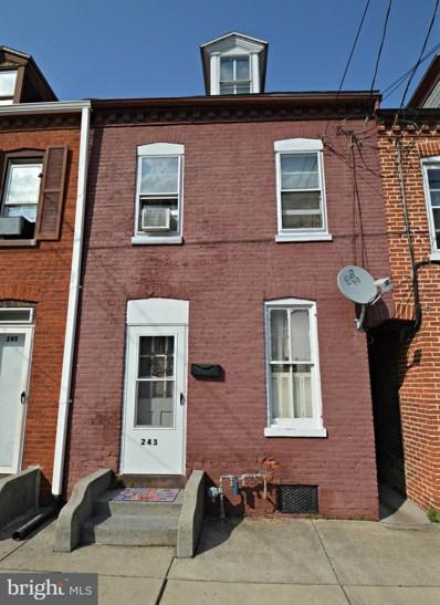 243 N 2ND Street, Columbia, PA 17512 - #: 1001755130