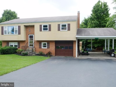 370 Franklin Church Road, Dillsburg, PA 17019 - MLS#: 1001755552