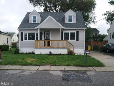 616 Cresswell Road, Baltimore, MD 21225 - MLS#: 1001755670