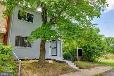1371 Barnaby Terrace SE, Washington, DC 20032 - MLS#: 1001755732